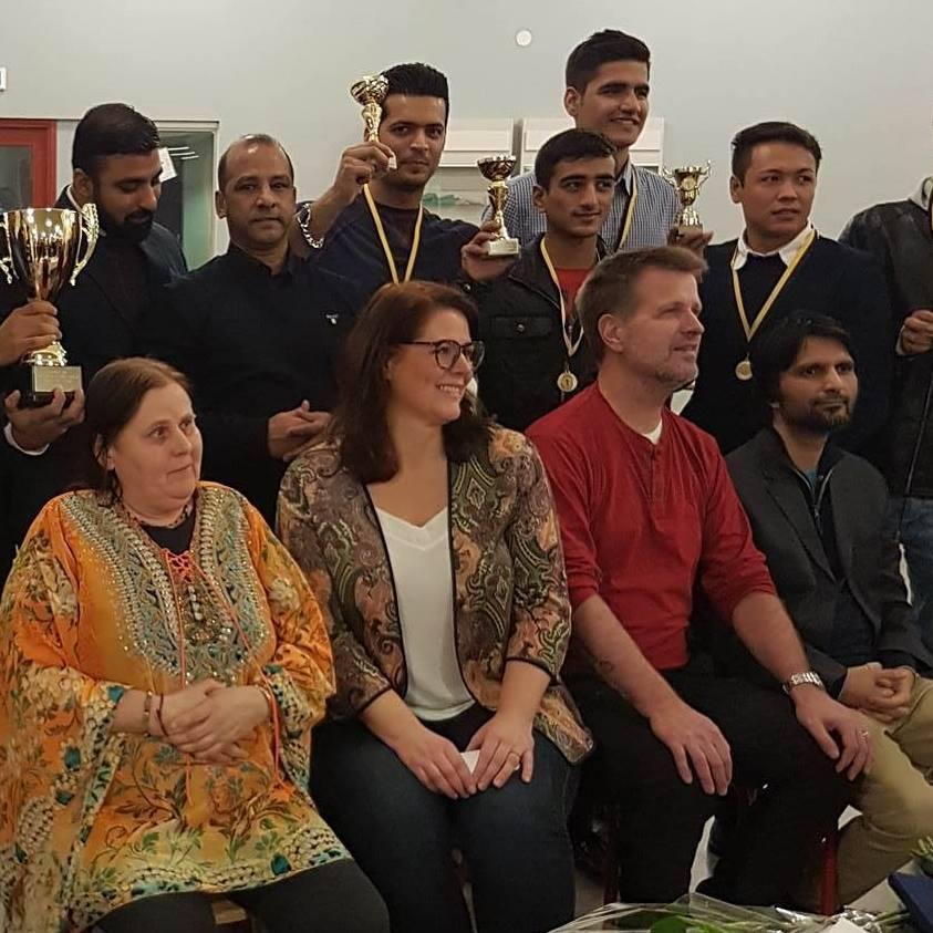 Pakistanska Cricket & Kulturföreningen